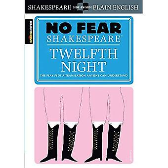 Twelfth Night (Sparknotes No Fear Shakespeare)