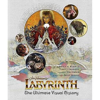 Labyrinthe: L'histoire visuelle ultime