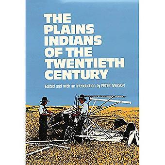Prärie-Indianer des zwanzigsten Jahrhunderts