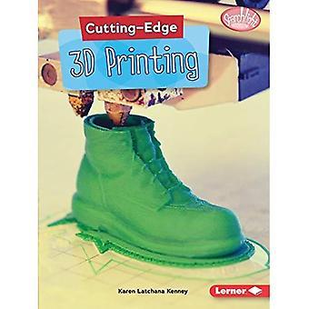 Cutting-Edge 3D Printing (Searchlight Books (TM) -� Cutting-Edge STEM)