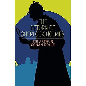 Le retour de Sherlock Holmes (les classiques de la littérature mondiale)