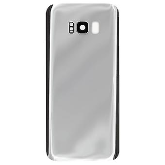 Arctic Silver Samsung Galaxy S8 Plus bagcoveret