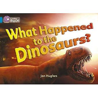 What Happened to the Dinosaurs?: Band 13/Topaz Phase 5, Bk. 10 (Collins Big Cat)