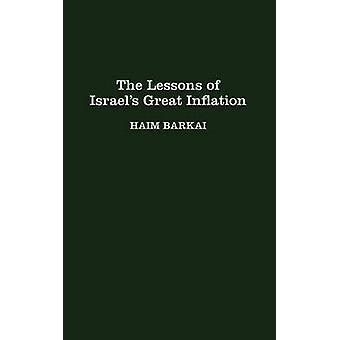Les leçons de Israels grande Inflation par Barkai & Haim