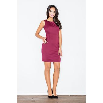 FIGL ladies dress Red