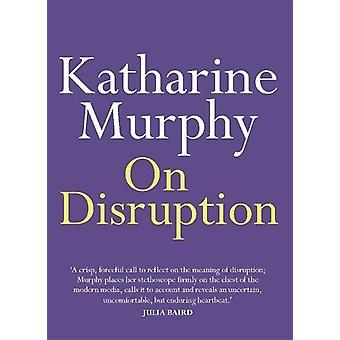 On Disruption by On Disruption - 9780522873795 Book