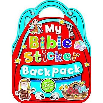 Mijn Bijbel sticker rugzak
