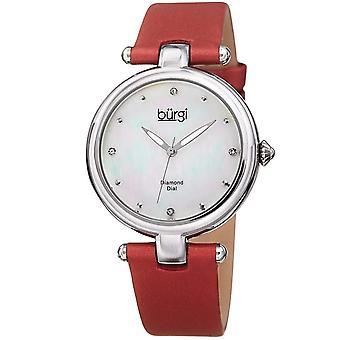 Burgi Women's Watch BUR169RD