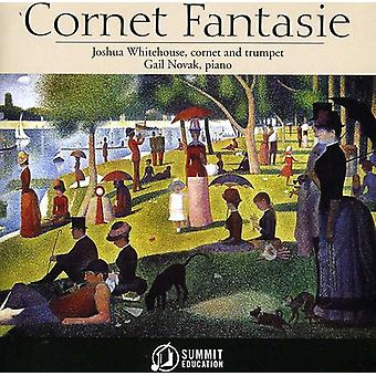 Joshua Whitehouse - Cornet Fantasie [CD] USA import