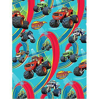 Blaze und die Monster Maschinen Wallpaper