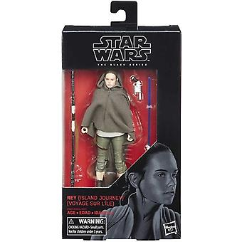 Star Wars Black Series figure-Rey (Island Journey)