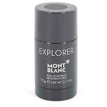 Montblanc Explorer Deodorant Stick par Mont Blanc