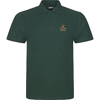 Staffordshire Regiment - Licensed British Army Embroidered RTX Polo