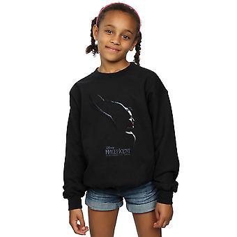 Disney Girls Maleficent Mistress Of Evil Poster Sweatshirt