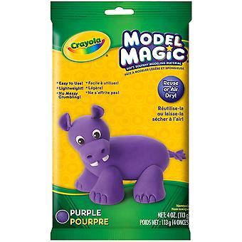 Crayola Model Magic 4 Ounces Purple 57 4440