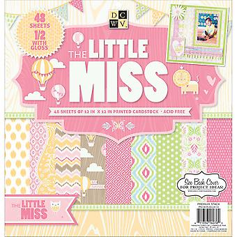 Little Miss Paper Stack 12