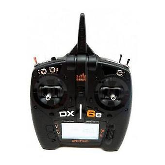 Spektrum DX6e Handheld RC 2,4 GHz No. of channels: 6