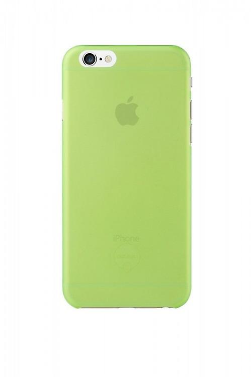 Ozaki OC555GN O! Coat jelly cover sleeve, iPhone 6 6S, Lime Grün
