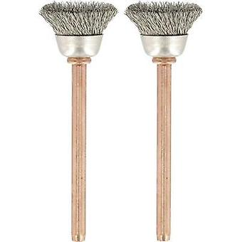Stainless Steel Brush 13 mm (531) Dremel 26150531JA
