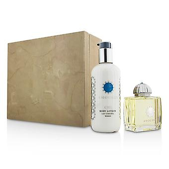 Amouage Ciel Coffret: Eau De Parfum Spray 100ml / 3,4 oz + Body Lotion 300 ml/10 oz 2st
