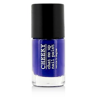 Cheeky Chat Me Up Nail Paint - Orchid You Not 10ml/0.33oz