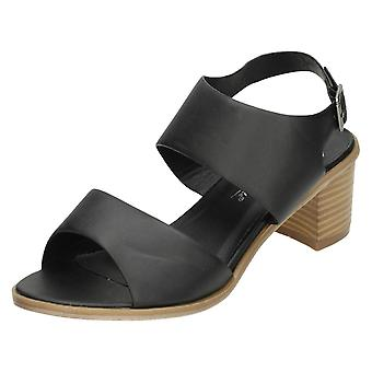 Ladies Anne Michelle Wide Fitting Sandals F10587