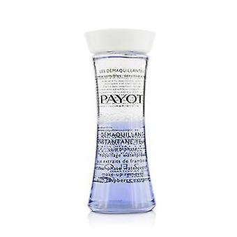 Payot Les Demaquillantes Demaquillant Instantane Yeux Dual-Phase Waterproof Make-Up Remover - For Sensitive Eye - 125ml/4.2oz