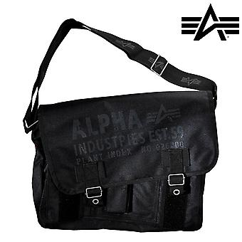 Alpha Industries Tasche Cargo Oxford Courier Bag