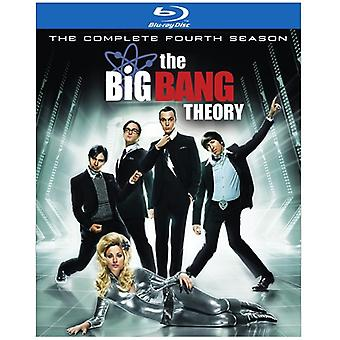 Big Bang Theory - Big Bang Theory: Season 4 [BLU-RAY] USA import