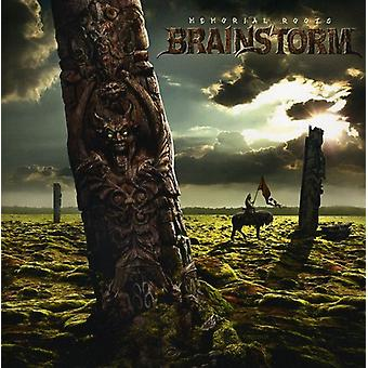 Brainstorm - Memorial rötter [CD] USA import