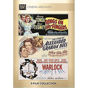 Importer des USA Henry Fonda Set [DVD]