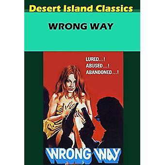 Modo sbagliato [DVD] Stati Uniti importare