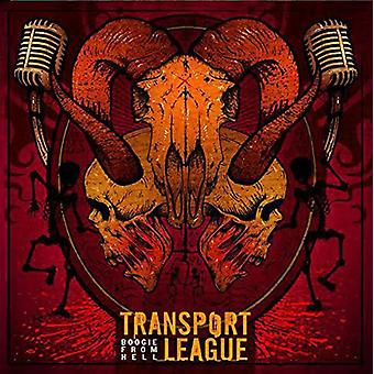 Transport League - Boogie fra helvede [CD] USA import