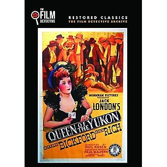Queen of the Yukon [DVD] USA import