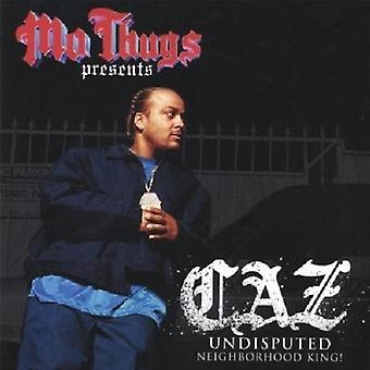 Mo ligister presenterar Caz - obestridda [CD] USA import