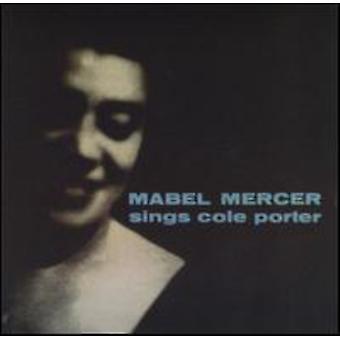 Mabel Mercer - sjunger Cole Porter [CD] USA import