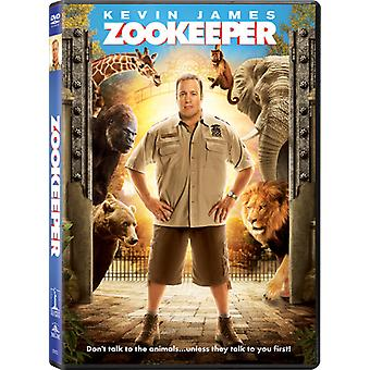 Zookeeper [DVD] USA import