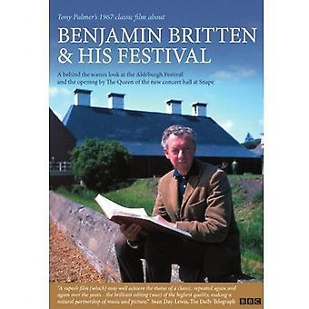 Britten & His Festival [DVD] USA import
