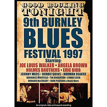 Good Rocking Tonight-the Ninth Burnley B [DVD] USA import