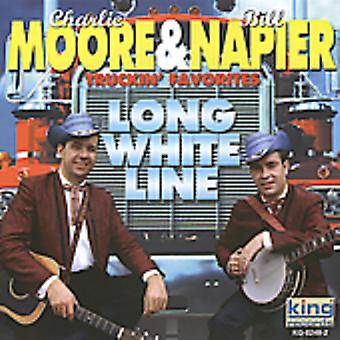 Moore & Napier - Truckin' Favorites [CD] USA import