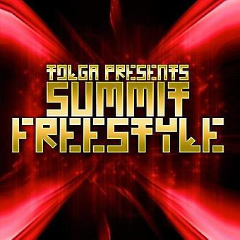 Tolga presenteert top Freestyle - Tolga presenteert top Freestyle [CD] USA import