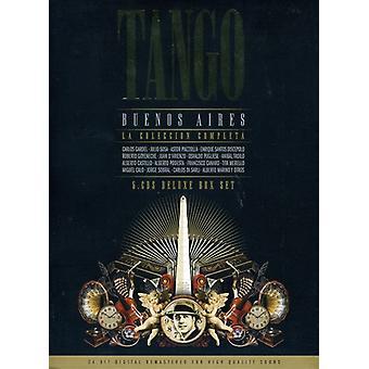 Tango Buenos Aires La Coleccion Completa - Tango Buenos Aires La Coleccion Completa [CD] USA importerer