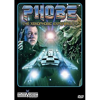 Phobe [DVD] USA importerer
