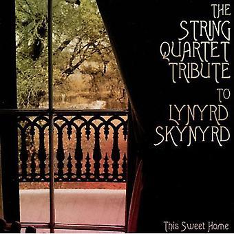 Tribute to Lynyrd Skynyrd - String Quartet Tribute to Lynyrd Skynyrd : This SW [CD] USA import