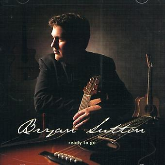 Bryan Sutton - klar til at gå [CD] USA import