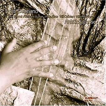 Santi Debriano - Artistic License [CD] USA import