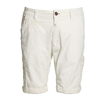 ALPHA INDUSTRIES Deck Cargo Shorts White