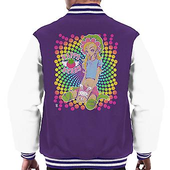 Happy Berry Gokinjo Monogatari Neighborhood Story Men's Varsity Jacket