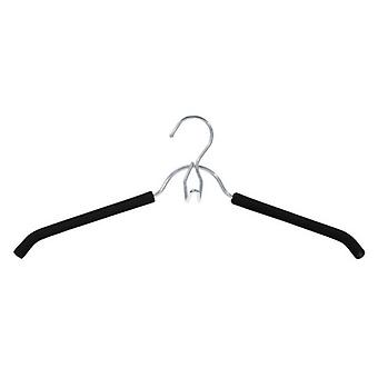 Closet Spice Chrome Shirt Hanger - Set of 3