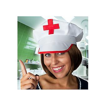 Hats  Nurse/doctor hat with red cross